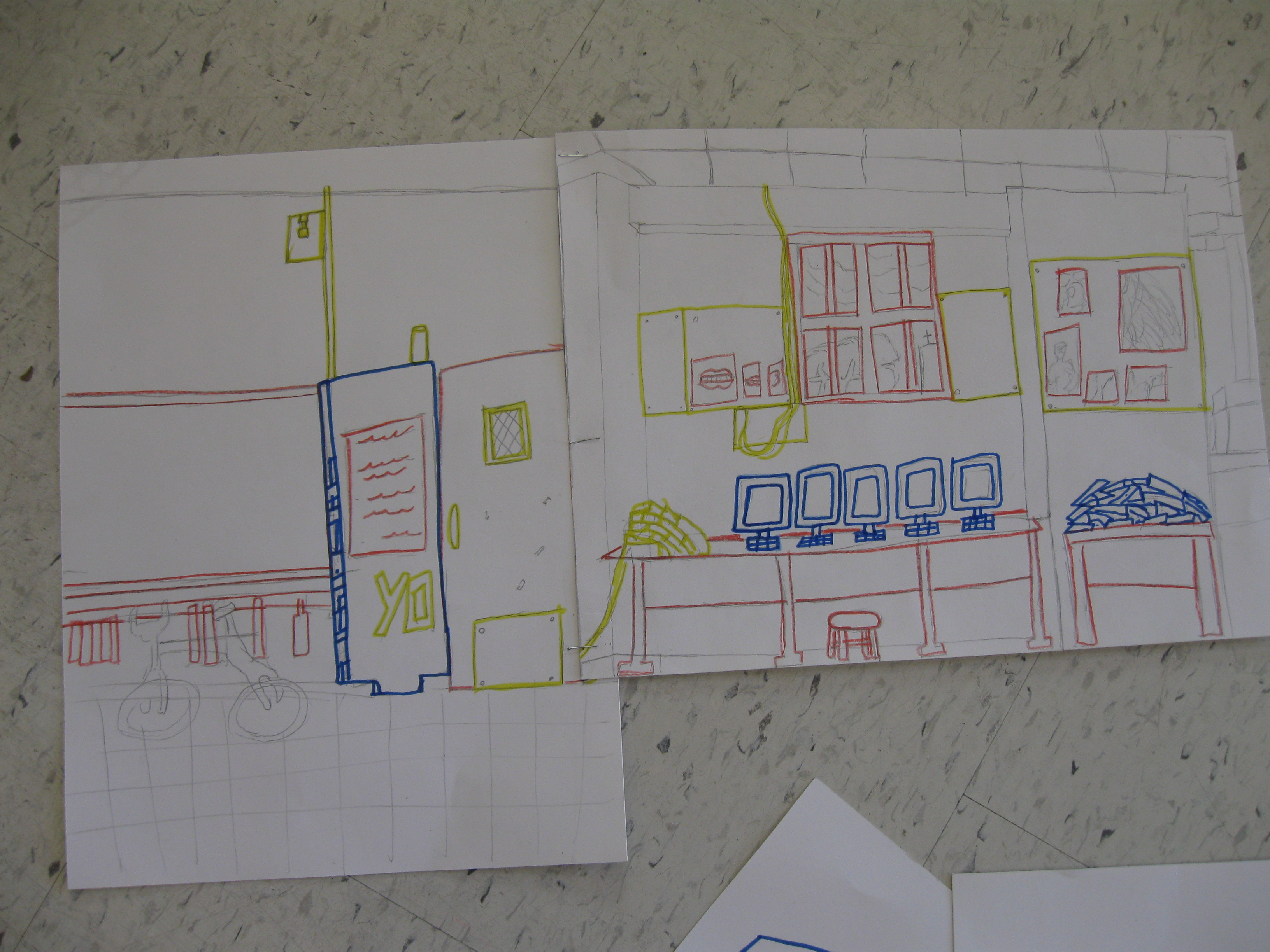 Classroom Design Page ~ The shelter project collaboritive interdisciplinary